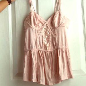 VS Blush Pink Top